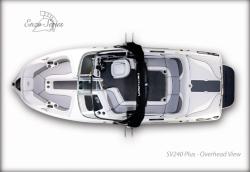 2011 - Centurion Boats - Enzo SV240 Plus