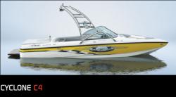 Ski Centurion Cyclone Bowrider Boat