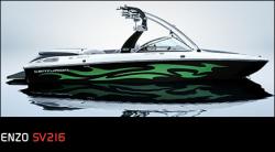 Centurion Boats SV216 Ski and Wakeboard Boat