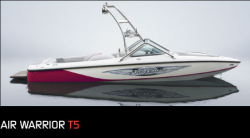 Ski Centurion T-5 Ski and Wakeboard Boat