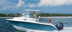 2009 - Century Boats - 2400 Walkaround