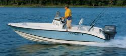 2009 - Century Boats - 1701 Center Console