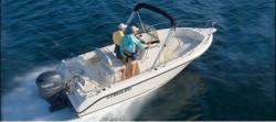 2009 - Century Boats - 2001 Center Console