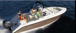 2009 - Century Boats - 2350 Dual Console