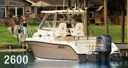 2014 - Century Boats - 2600 Center Console