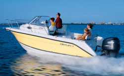 2014 - Century Boats - 2200 Walkaround