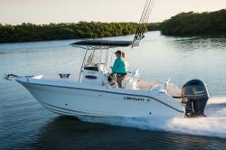 2016 - Century Boats - 2200 Center Console