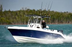 2016 - Century Boats - 2301 Center Console