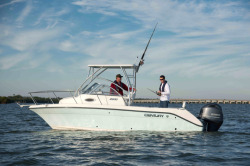2016 - Century Boats - 2200 Walkaround