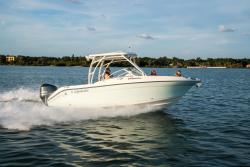 2017 - Century Boats - 24 Resorter