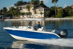 2017 - Century Boats - 2600 Center Console