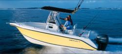 Century Boats 2200 CC Center Console Boat