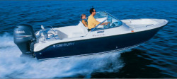 Century Boats 1850 DC Dual Console Boat
