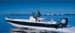 Century Boats 2202 Bay Boat