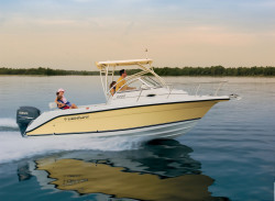 Century Boats - 2200 Walkaround