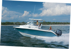 Century Boats - 2400 Walkaround