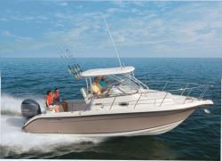 Century Boats - 2600 Walkaround