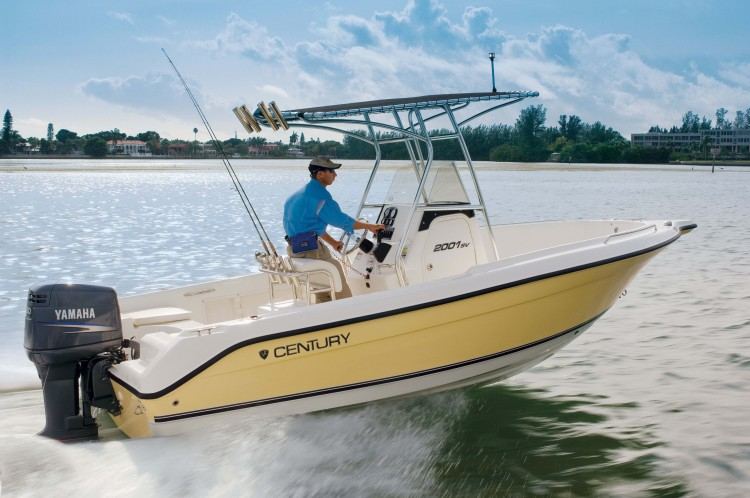 Research century boats 2001 sv center console on for Century motors of south florida