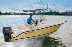Century Boats - 2001 SV Center Console