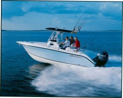 Century Boats - 2400 Center Console