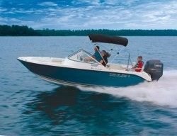 Century Boats - 1850 Dual Console