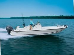 Century Boats - 2400 Inshore