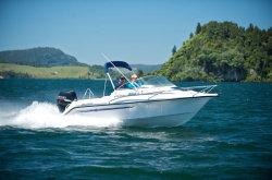 2014 - Challenger Boats - Challenger 550 SP