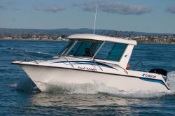 2017 - Challenger Boats - Challenger 650 SP