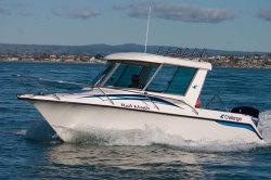 2017 - Challenger Boats - Challenger 650 SP