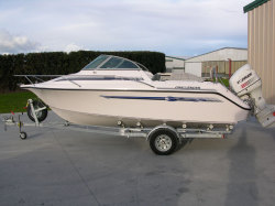 2019 - Challenger Boats - Challenger 595 SE
