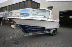 2019 - Challenger Boats - Challenger 720 S Petrol Hardtop