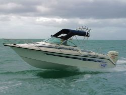 Challenger Boats Challenger 650 Cuddy Cabin Boat