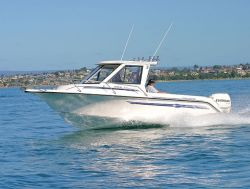 Challenger Boats Challenger 720 Pilot House Boat