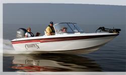 2009 - Champion Boats - 186 Coastal Champ