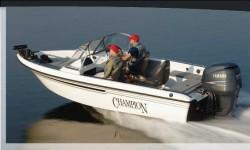 2009 - Champion Boats - 186 FH