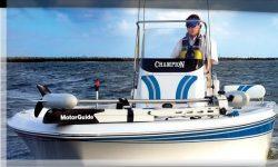 2010 - Champion Boats - 200 Bay