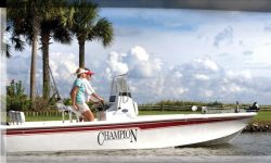 2010 - Champion Boats - 220 Bay