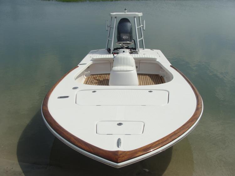 Research 2012 - Chaos Boats - Chaos 16 Bonefish on iboats com