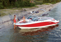 2009 - Chaparral Boats - SSi 216