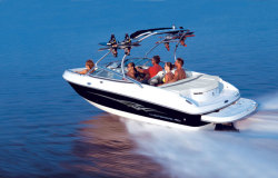 2009 - Chaparral Boats - SSi 204