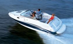 2009 - Chaparral Boats - SSi 215