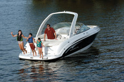 2009 - Chaparral Boats - SSi 256