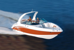 2009 - Chaparral Boats - SSX 256
