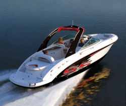 2009 - Chaparral Boats - SSX 276
