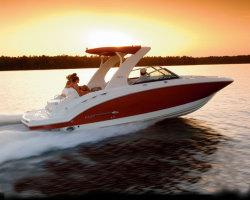 2009 - Chaparral Boats - Sunesta 264