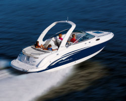 2010 - Chaparral Boats - 255 SSi