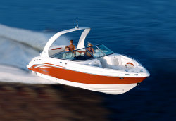 2010 - Chaparral Boats - 256 SSX