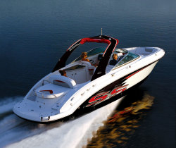 2010 - Chaparral Boats - 276 SSX