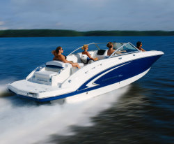 2010 - Chaparral Boats - 244 Sunesta