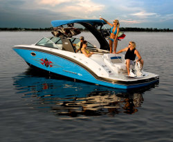 2010 - Chaparral Boats - 264 Xtreme